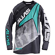 Alias A2 Brushed Jersey - Green-Black SS15