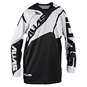 Alias A2 Jersey - Black-White 2015
