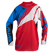 Alias A2 Jersey - Red-Blue 2015