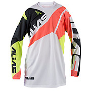 Alias A2 Jersey - Red-Yellow 2015