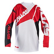 Alias A2 Youth Jersey - Black-Red 2015