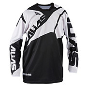 Alias A2 Youth Jersey - Black-White 2015