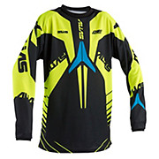 Alias A2 Youth Jersey - Black-Yellow 2015