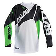 Alias A2 Youth Jersey - Green-Black 2015