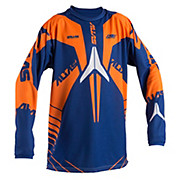 Alias A2 Youth Jersey - Navy-Orange 2015