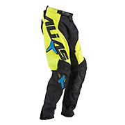 Alias A2 Youth Pant - Black-Yellow 2015
