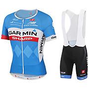 Castelli Garmin Sharp Race Team Kit 2014