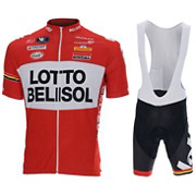 Vermarc Lotto - Belisol Team Kit 2014