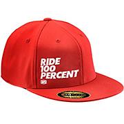 100 Ride 100 Snapback Hat