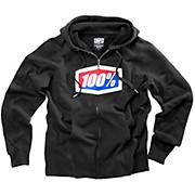 100 Official Zip Hoodie 2016