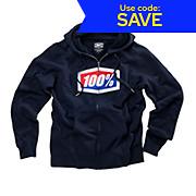 100 Official Zip Hoodie SS16