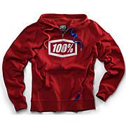 100 Syndicate Zip Hoodie SS16
