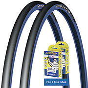 Michelin Pro4 Service Course Blue + FREE Tubes