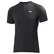 Helly Hansen Pace 1-2 Zip Short Sleeve Top