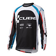 Cube Jersey L-S Action Team