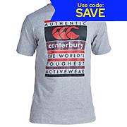 Canterbury Retro Logo Tee AW14