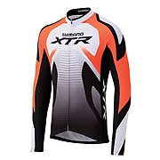 Shimano Race Print Thermal L-S Jersey XTR