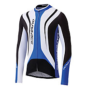 Shimano Race Print Thermal L-S Jersey