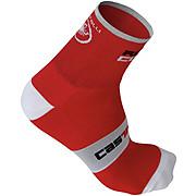 Castelli Rosso Corsa 6 Sock SS16