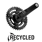 SRAM X0 10 Speed Chainset - Ex Demo