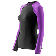 Skins A200 Womens L-S round Neck Top