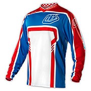 Troy Lee Designs GP Jersey - Factory Blue 2015