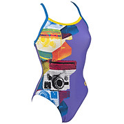 Arena Womens Camera Swimsuit AW14
