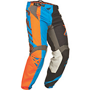 Fly Racing Kinetic Division Pants - Blk-Bl-Org 2015