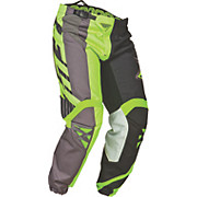 Fly Racing Kinetic Division Pants - Blk-Gry-Hi-Vis 2015