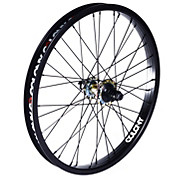 Colony Pintour Rear BMX Wheel - Rainbow