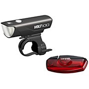 Cateye Volt 100 RC - Rapid X Light Set