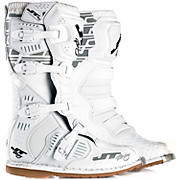 JT Racing Podium MX Boot - White 2017