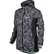 Nike Womens Printed Trail Kiger Jacket