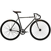 Creme Vinyl Solo Fixed Gear Bike 2015