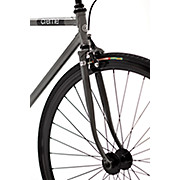 Creme Vinyl Solo Fixed Gear Bike 2015