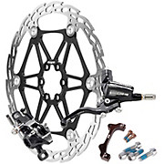 Hope Tech 3 X2 Disc Brake + Rotor Bundle