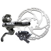 Shimano Zee M640 Disc Brake + Rotor Bundle