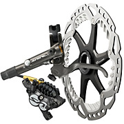 Shimano Saint M820 Disc Brake + Rotor Bundle