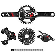 SRAM X01 DH 7 Speed Groupset