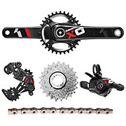 SRAM X01 DH 10 Speed Groupset
