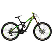 NS Bikes Fuzz 1 Suspension Bike 2015