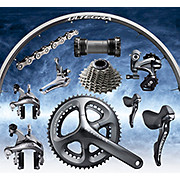 Shimano Ultegra 6800 11 Speed Groupset + Wheels