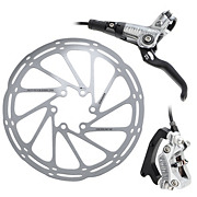 Avid Code Disc Brake + Rotor Bundle
