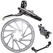 Avid Code R Disc Brake + Rotor Bundle
