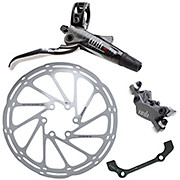 Avid Code R Disc Brake + Rotor Bundle