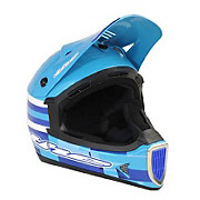 THE Thirty3 Composite Helmet - Cube Blue 2014