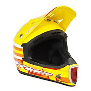 THE Thirty3 Composite Helmet - Cube Yellow 2014