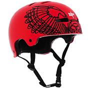 TSG Evolution Womens Art Helmet 2014