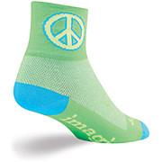 SockGuy Green Peace Socks