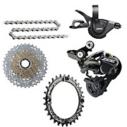 Shimano Zee 1x10 Speed Drivetrain Bundle